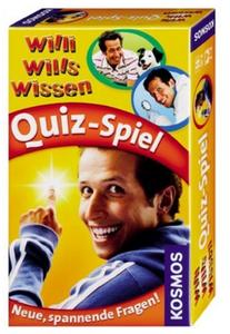 Willi wills Wissen: Quiz-Spiel