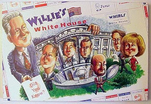 Willie's White House