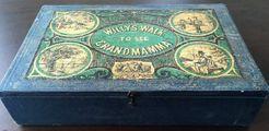 Willy's Walk to see Grandmamma