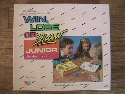 Win, Lose or Draw Junior