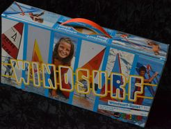 Windsurf-Spiel