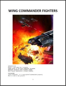 Wing Commander Fighters