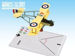 Wings of Glory: World War 1 – Airco DH.2