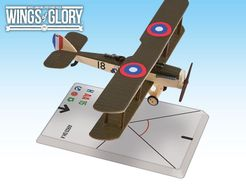 Wings of Glory: World War 1 – Airco DH.4