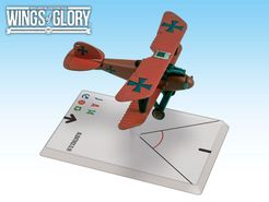 Wings of Glory: World War 1 – Albatros D.III
