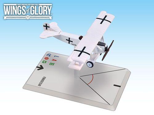 Wings of Glory: World War 1 – Fokker D.VII
