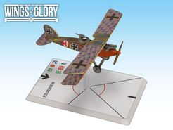 Wings of Glory: World War 1 – Halberstadt CL.II