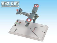 Wings of Glory: World War 1 – Nieuport 17