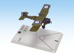 Wings of Glory: World War 1 – RAF SE.5