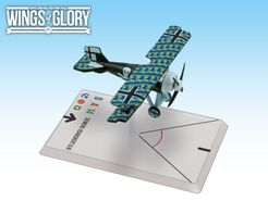 Wings of Glory: World War 1 – Siemens-Schuckert D.III