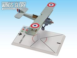 Wings of Glory: World War 1 – Sopwith 1½ Strutter/Comic