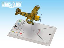 Wings of Glory: World War 2 – Fiat CR.42 Falco
