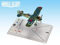 Wings of Glory: World War 2 – Gloster Gladiator Mk.I