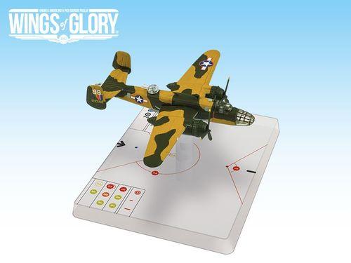 Wings of Glory: World War 2 – North American B-25 Mitchell