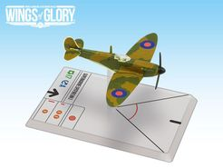 Wings of Glory: World War 2 – Supermarine Spitfire Mk.I Squadron Pack