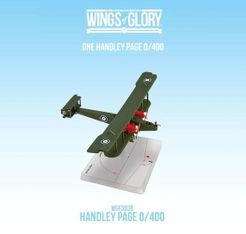 Wings of Glory: WW1 Giants of the Sky – British Handley Page O/400