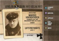 Wings of Glory: WW1 – Ace Cards Promo Pack