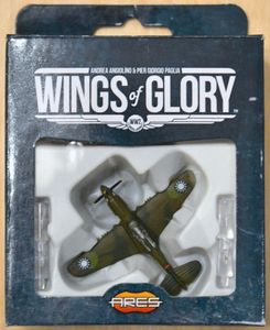 Wings of Glory: WW2 Airplane Packs