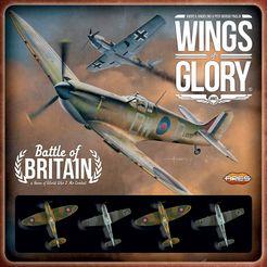 Wings of Glory: WW2 Battle of Britain Starter Set