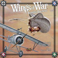 Wings of War: Burning Drachens