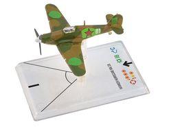 Wings of War Miniatures: Hawker Hurricane