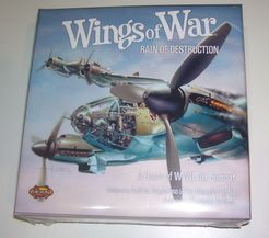 Wings of War: Rain of Destruction