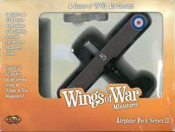 Wings of War: World War 1 – De Havilland D.H.4