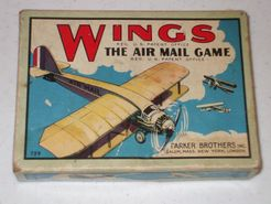 Wings: The Air Mail Game