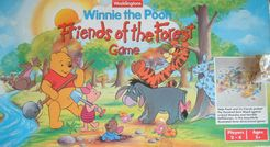 Winnie the Pooh Friends of the Forest Game