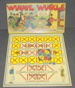 Winnie Winkle Game