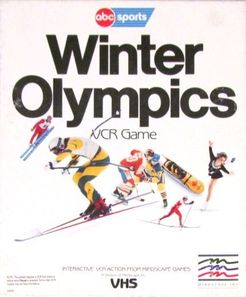 Winter Olympics VCR Game