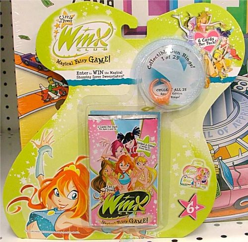 Winx Club Magical Fairy Game