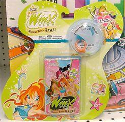Winx Club Magical Fairy Game