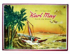 Wir reisen mit Karl May -Durch die Wüste-