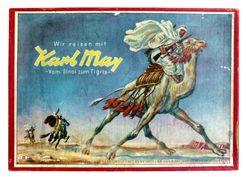 Wir reisen mit Karl May -Vom Sinai zum Tigris-