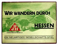 Wir wandern durch Hessen