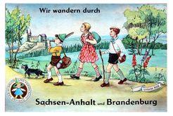 Wir wandern durch Sachsen-Anhalt und Brandenburg