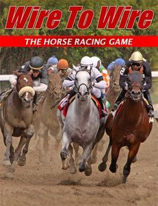 Wire to Wire  The Horse Racing Game
