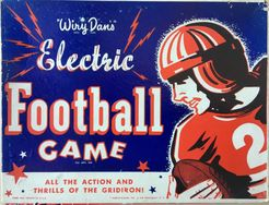 Wiry Dan's Electric Football Game