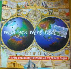 wish you were here...?