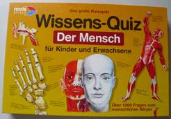 Wissens-Quiz Der Mensch