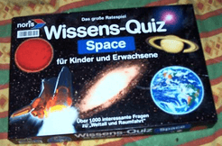 Wissens-Quiz Space