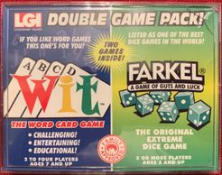 Wit / Farkel Double Game Pack