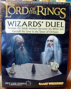 Wizards' Duel