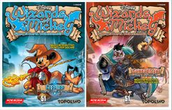 Wizards of Mickey CCG
