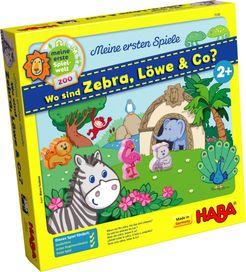 Wo sind Zebra, Löwe & Co?