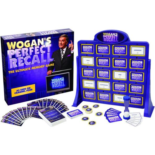 Wogan's Perfect Recall: The Ultimate Memory Game