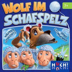 Wolf im Schafspelz