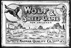 Wolf & Sheep Game