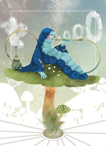 Wonderland Xiii: The Caterpillar Promo